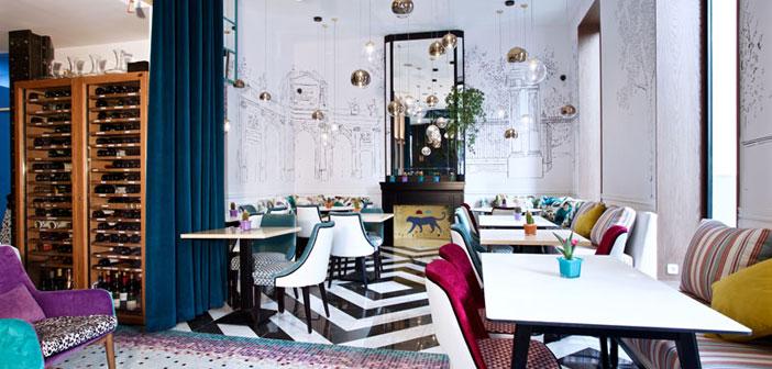 5 nuevas aperturas de restaurantes cool en Madrid para 2017