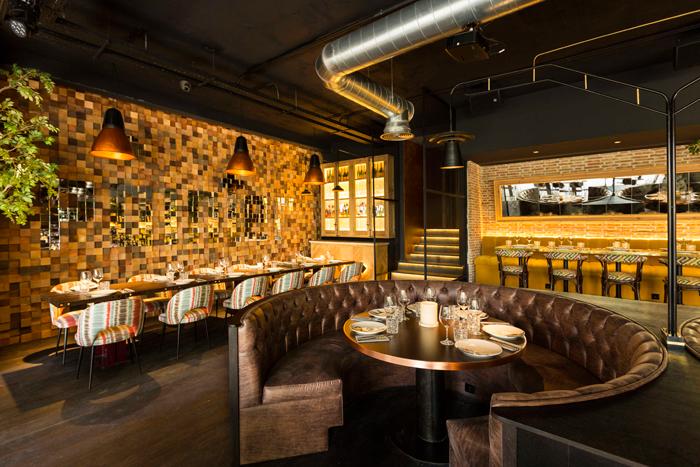 Pointer Diez restaurantes cool que triunfan en MADRID