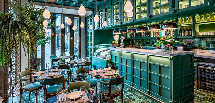 10 restaurantes cool que triunfan en madrid tendencia cool - Restaurantes navidad madrid ...