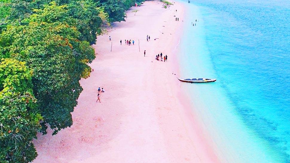 Gran Isla Santa Cruz, Filipinas