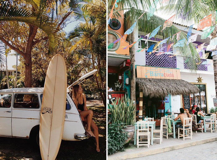 Sayulita, la cuna boho del surf