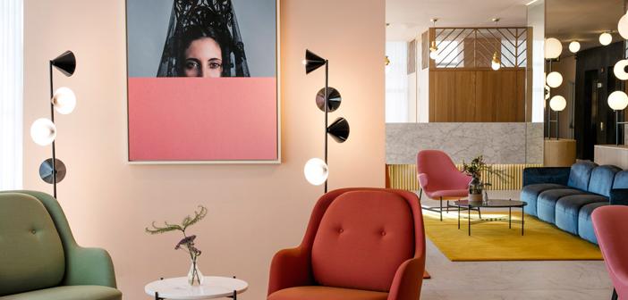 El hotel más ART DECÓ de Madrid