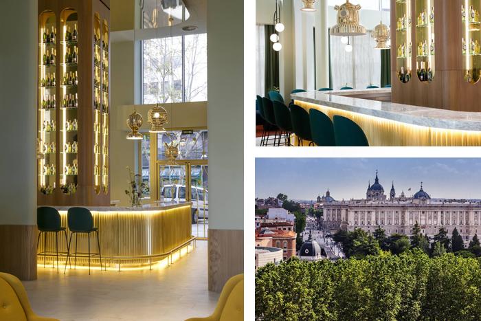 Hotel Barceló Torre de Madrid por Jaime Hayón