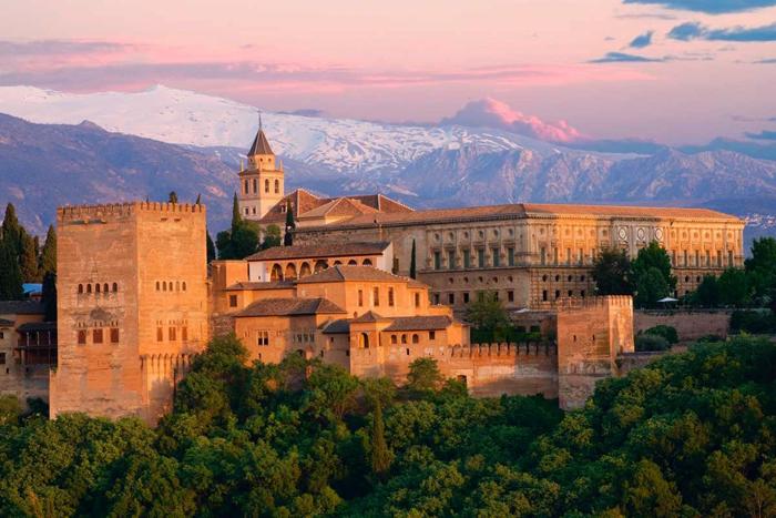 10 cosas increíbles que hacer en España La Alhambra Granada