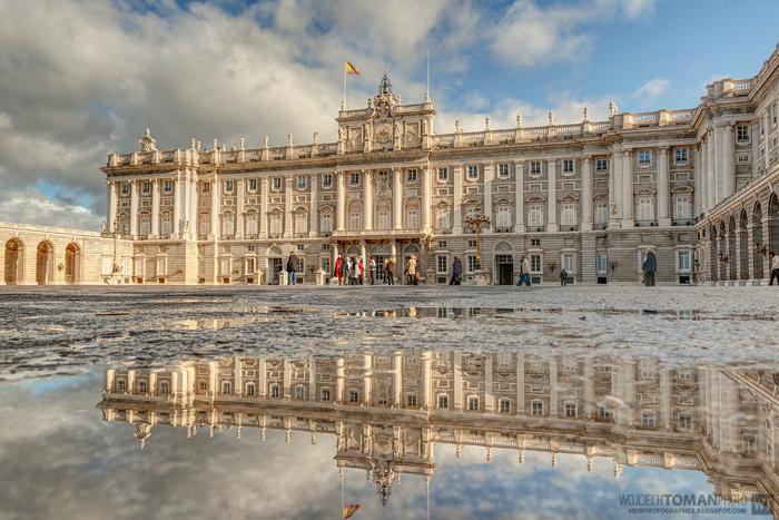 10 cosas increíbles que hacer en España Palacio Real Madrid