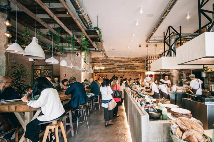 Restaurantes Vegetarianos Honest Greens
