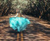 Vestidos largos: los protagonistas de las noches de verano