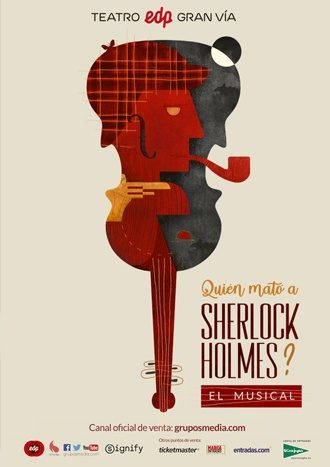 Sherlock Holmes 2, el musical