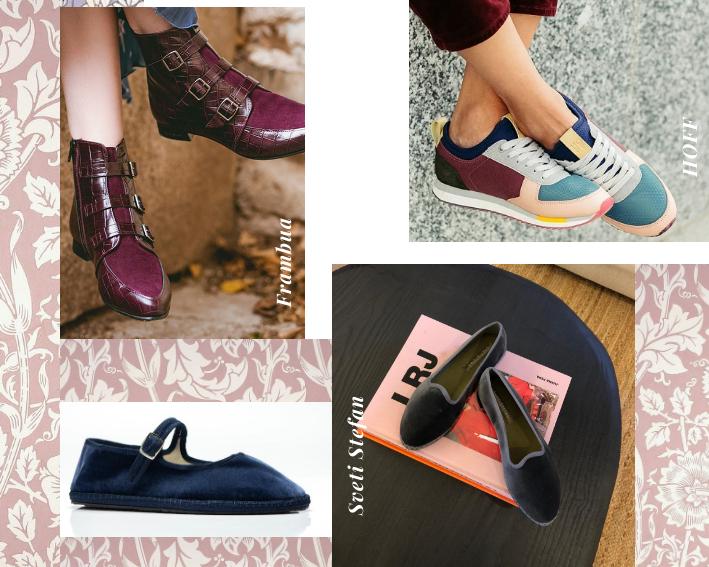 Zapatos wishlist